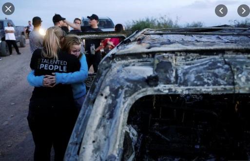 Gia đình Mormon có thân nhân bị giết kêu gọi Hoa Kỳ và Mexico kiểm soát súng đạn