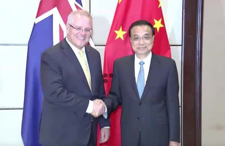 Bộ trưởng bộ thương mại Úc đến Trung Cộng trong bối cảnh căng thẳng gia tăng