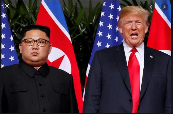 """Bắc Hàn: báo cáo khủng bố của Hoa Kỳ  thể hiện """"chính sách đối đầu"""""""
