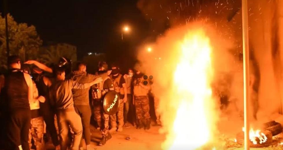 Người biểu tình Iraq, Lebanon bất mãn Iran và các đồng minh