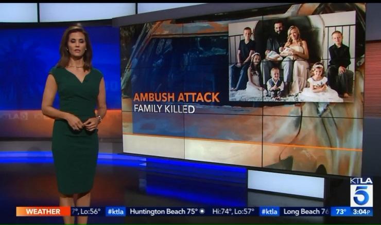 Ít nhất 9 công dân Hoa Kỳ thiệt mạng khi đang du lịch ở Mexico