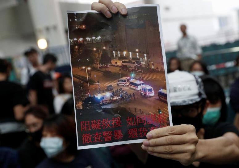 Trung cộng ủng hộ Hong Kong hành động mạnh hơn để giải quyết tình trạng bất ổn