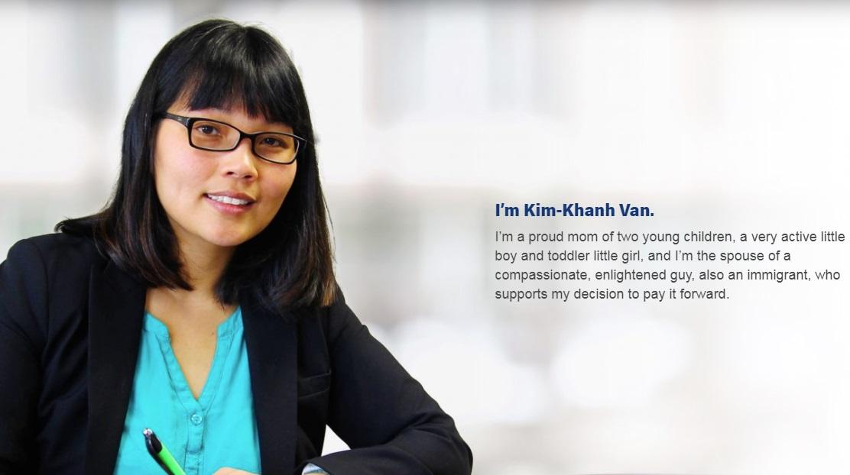 Luật sư Kim Khanh Van đắc cử nghị viên thành phố Renton tiểu bang Washington