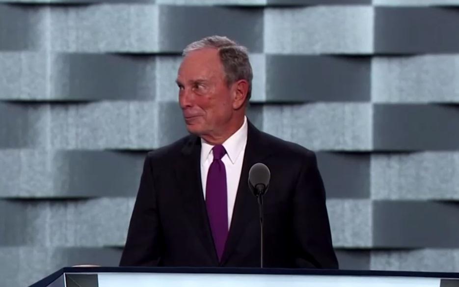 Michael Bloomberg nộp hồ sơ tranh cử tổng thống 2020 cùng đảng Dân Chủ