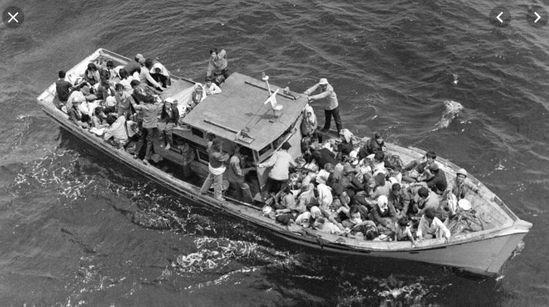 """Kể lại """"sứ mệnh Việt Nam"""" giúp người vượt biên của hải quân Ý"""