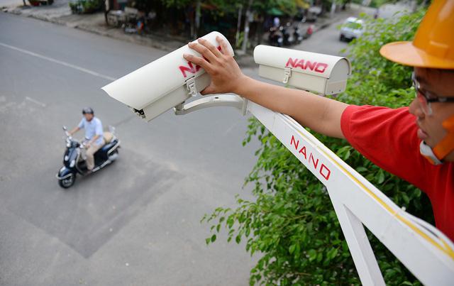 Hơn 90% camera Việt Nam mua của Trung Cộng có khả năng lộ thông tin cá nhân cao