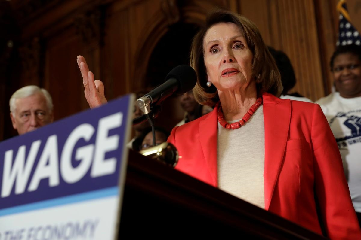 Bà Nancy Pelosi bác bỏ lập luận cho rằng Tổng thống trump chưa có cơ hội để trình bày trong cuộc điều tra luận tội