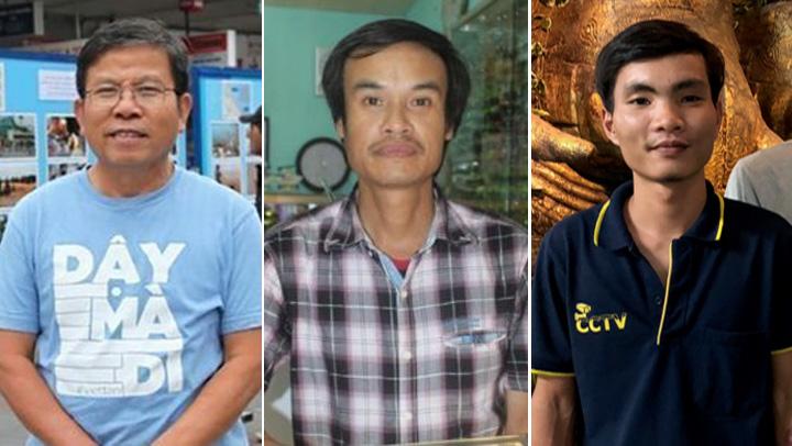 Nhà cầm quyền CSVN kết án ông Châu Văn Khảm 12 năm tù