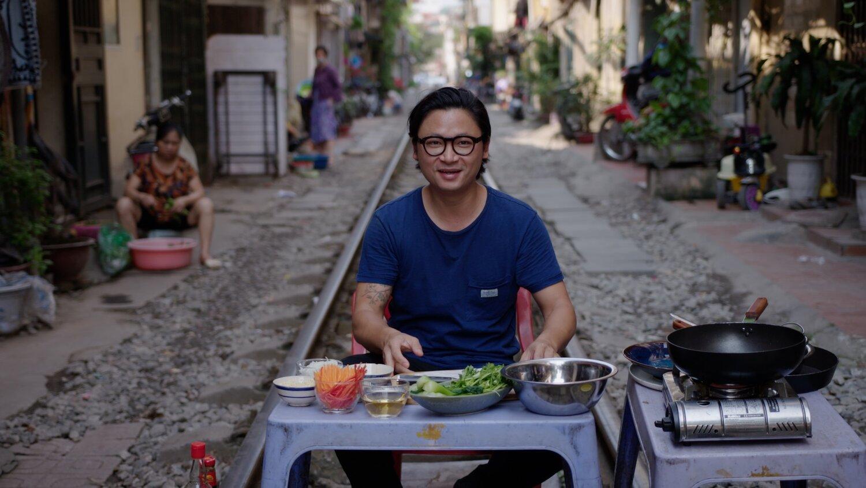 Chương trình Luke Nguyen's Railway Vietnam sẽ trở lại vào ngày 5 tháng 12