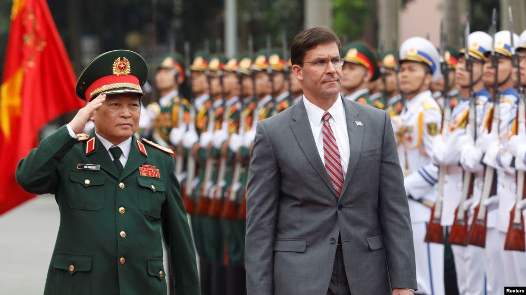Hoa Kỳ tặng Việt Nam tàu tuần duyên giúp bảo vệ Biển Đông