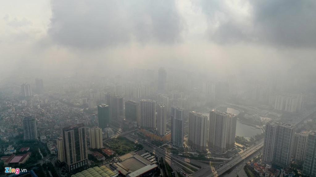 Ô nhiễm môi trường: Hà Nội bị xếp vào nhóm các thủ đô bẩn nhất, Việt Nam đứng thứ 17