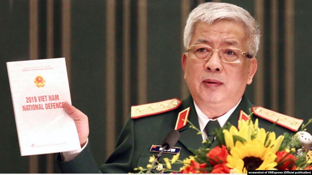 Quốc Phòng Việt Nam sợ Tầu ra mặt (Phạm Trần)