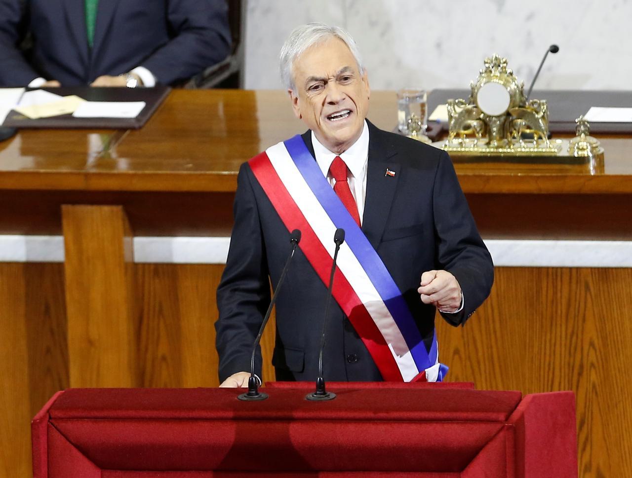 """Tổng Thống Chile lên án """"hành vi lạm dụng và tội ác"""" của cảnh sát sau bốn tuần đàn áp các cuộc biểu tình"""