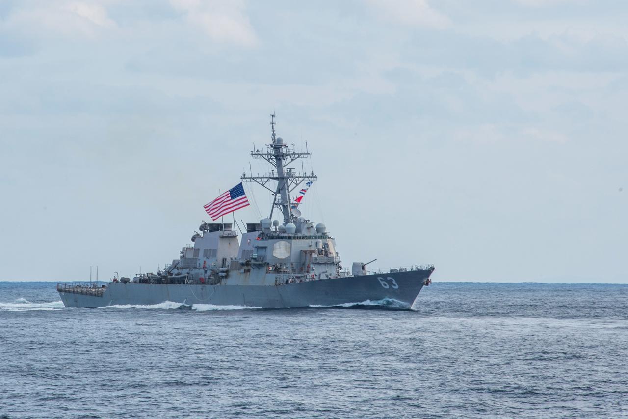 Hoa Kỳ điều chiến hạm duyên hải để củng cố năng lực tấn công tại Biển Đông