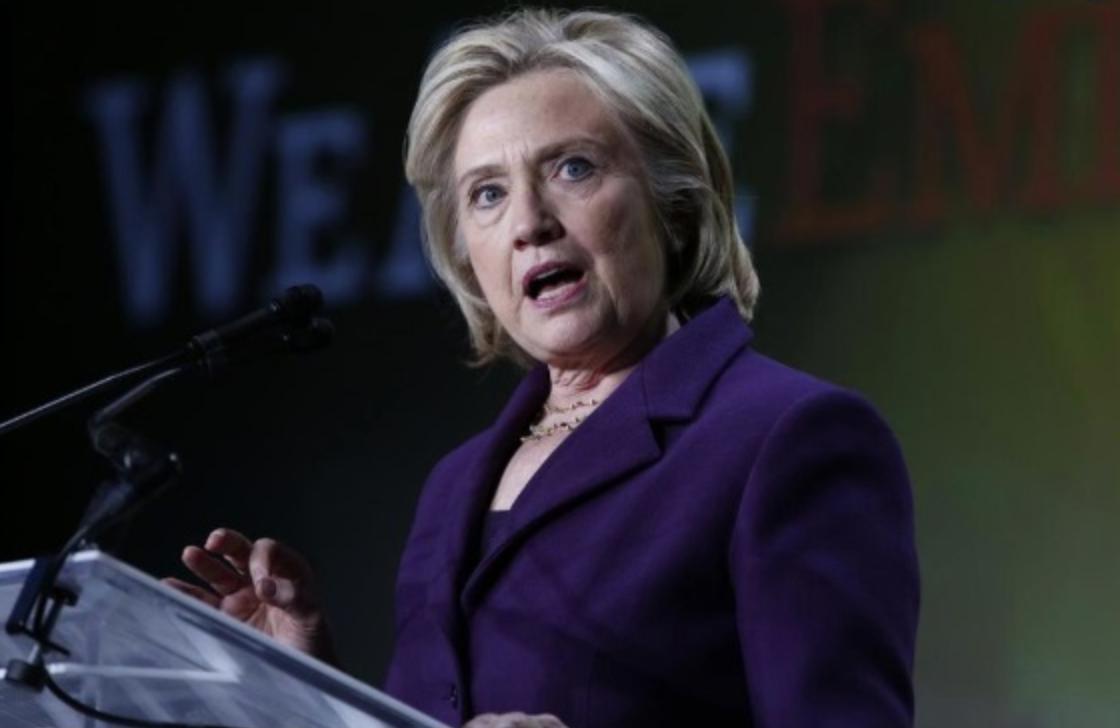 Hillary Clinton đang gặp áp lực từ nhiều phía đề nghị  tranh cử 2020