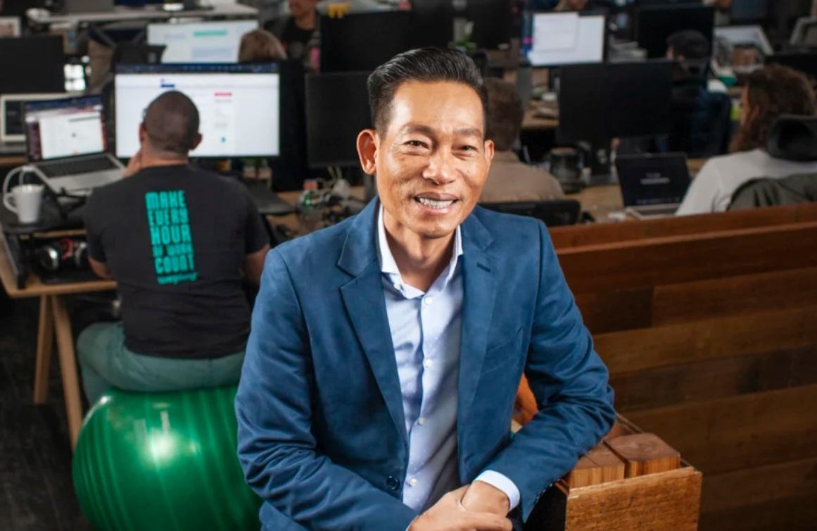 Người tị nạn Việt Nam trở thành thương gia nuôi tôm lớn ở Úc