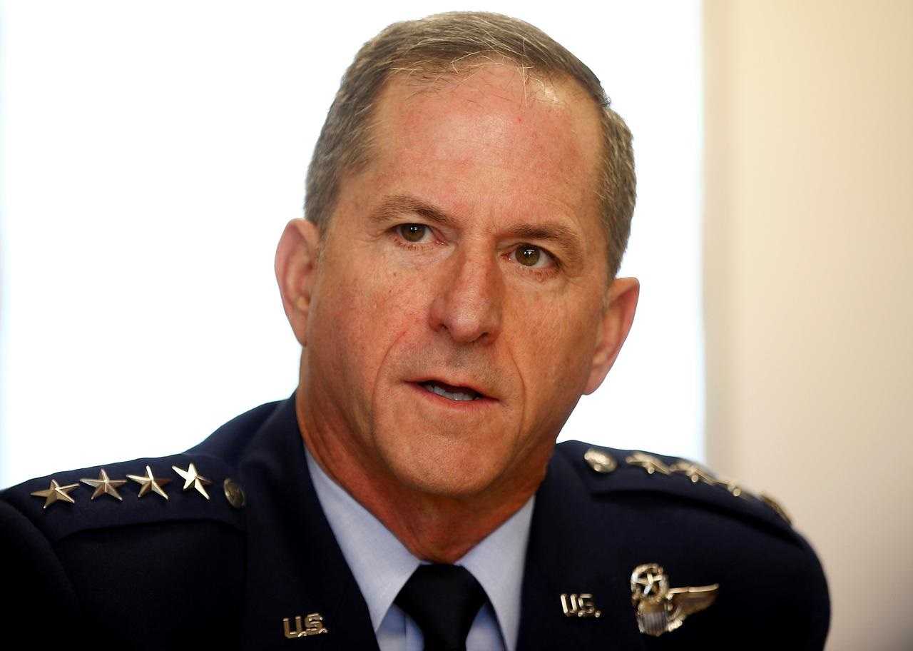 Tham mưu trưởng Lực lượng Không quân Hoa Kỳ hy vọng khủng hoảng tại Vùng Vịnh sớm kết thúc