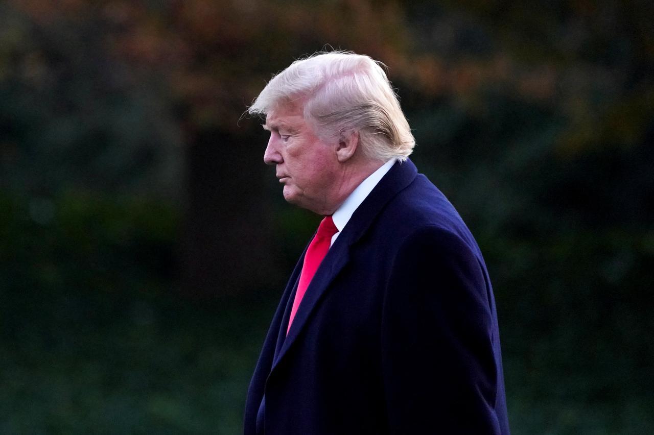 Tổng Thống Trump cân nhắc việc ra điều trần trong cuộc điều tra luận tội