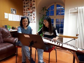 NhạcDân Tộc Việt Nam được giảng dạy trong hệ thống trường nhạc ở Berlin