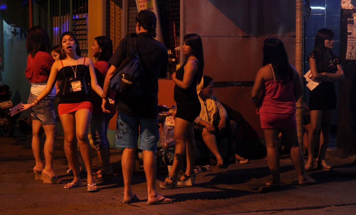 Du khách nước ngoài tới Philippines làm tăng nguy cơ về nạn kinh doanh tình dục