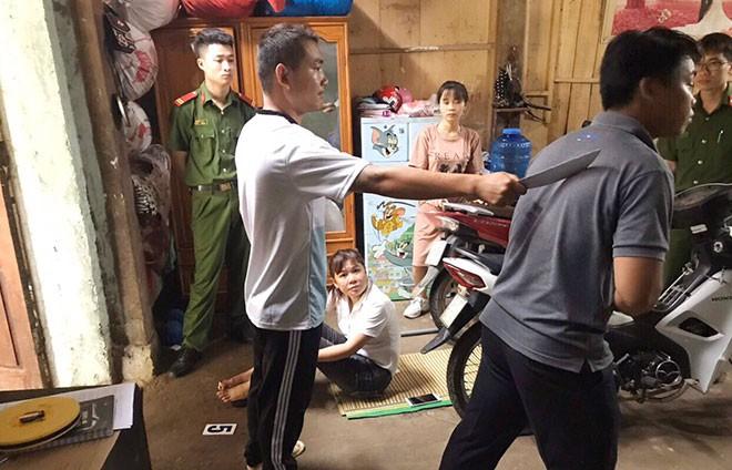Một gia đình ở Lào Cai bị người đàn ông Trung Cộng tìm chém