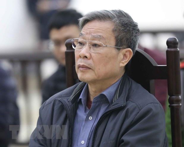 Nguyễn Bắc Son bị đề nghị tử hình vì cầm đầu vụ án