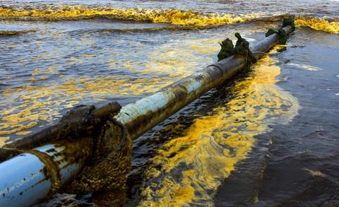 Bộ Tài Nguyên Môi Trường giải thích nguyên nhân công ty Trung Cộng làm biển Quảng Ngãi ô nhiễm