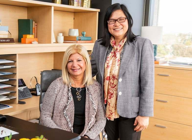 Người phụ nữ tị nạn Việt Nam bắt đầu một sự nghiệp mới ở tuổi 49