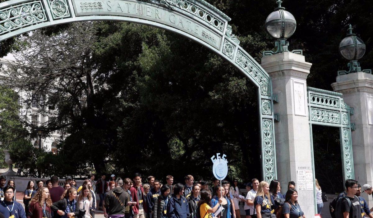 Video kì thị chủng tộc liên quan đến sinh viên của trường đại học UC Berkeley