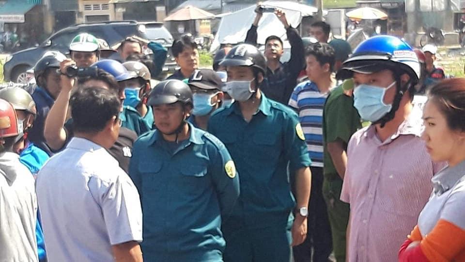 Nhà cầm quyền cộng sản tại Sài Gòn lại quấy rối & bắt người ở vườn rau Lộc Hưng