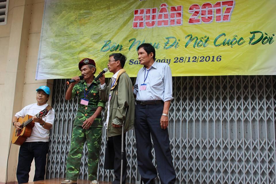 Nhà cầm quyền cộng sản phá chương trình trao quà cho thương phế binh VNCH