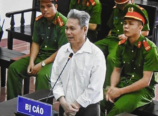 Tù nhân lương tâm Đào Quang Thực tử vong trong khi thi hành án tù 14 năm
