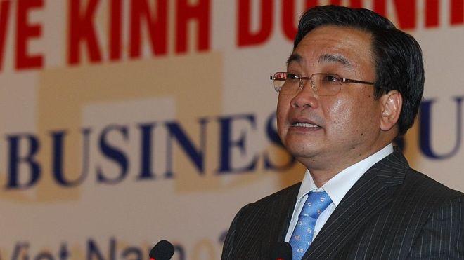 Bí thư Hà Nội bị kỷ luật vì dự án thép 8,000 tỷ bị thua lỗ