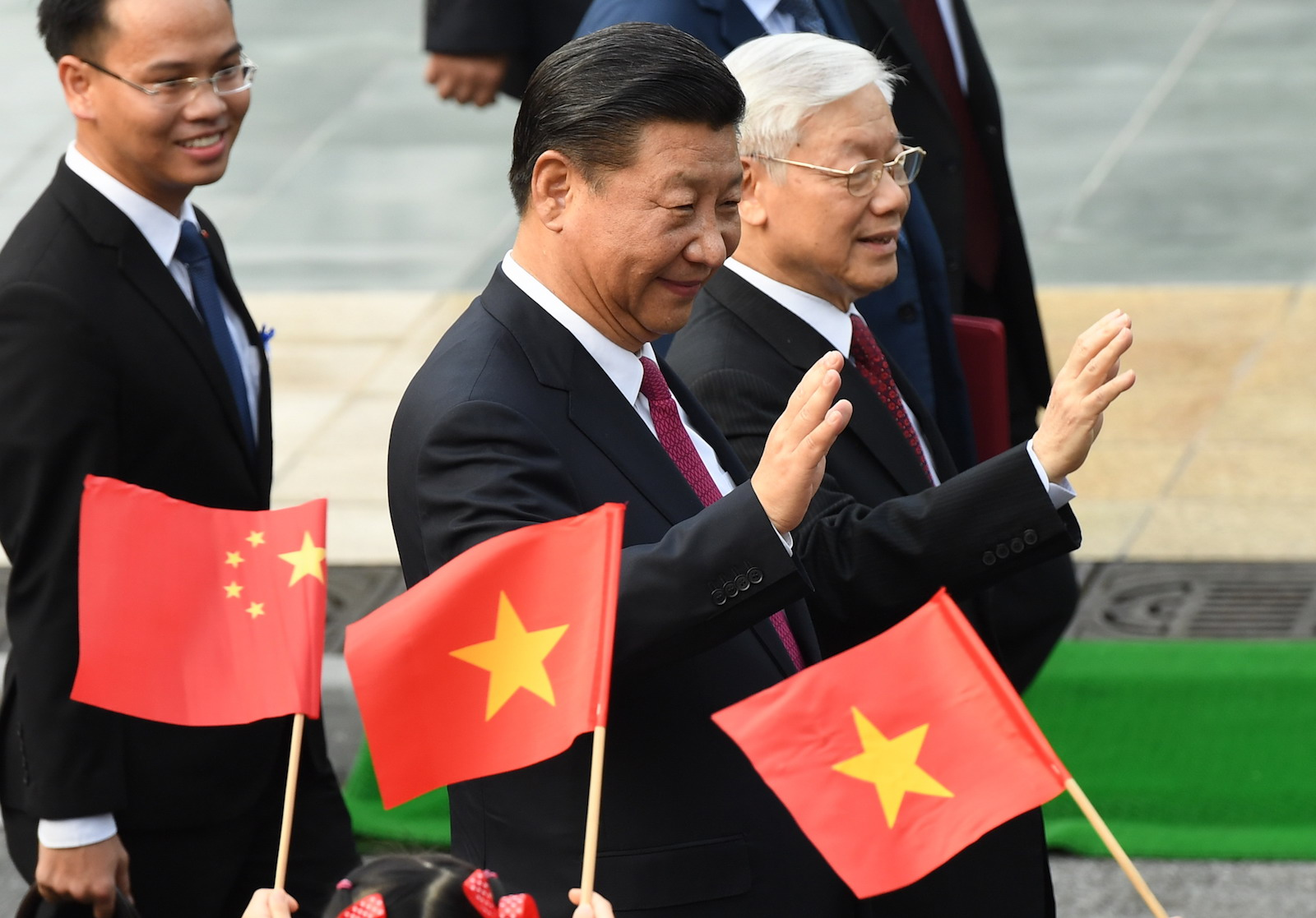 Nhà nghiên cứu David Hurt: Việt Nam rơi vào thế khó khi mâu thuẫn Mỹ – Trung gia tăng