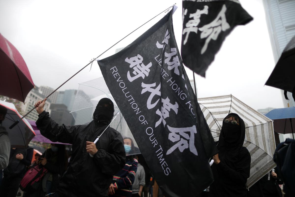 Hồng Kông sẵn sàng đối mặt với tình trạng bất ổn trong năm mới