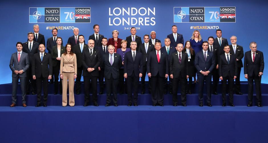 Hội nghị thượng đỉnh NATO chấm dứt thành công mặc cho căng thẳng nội bộ