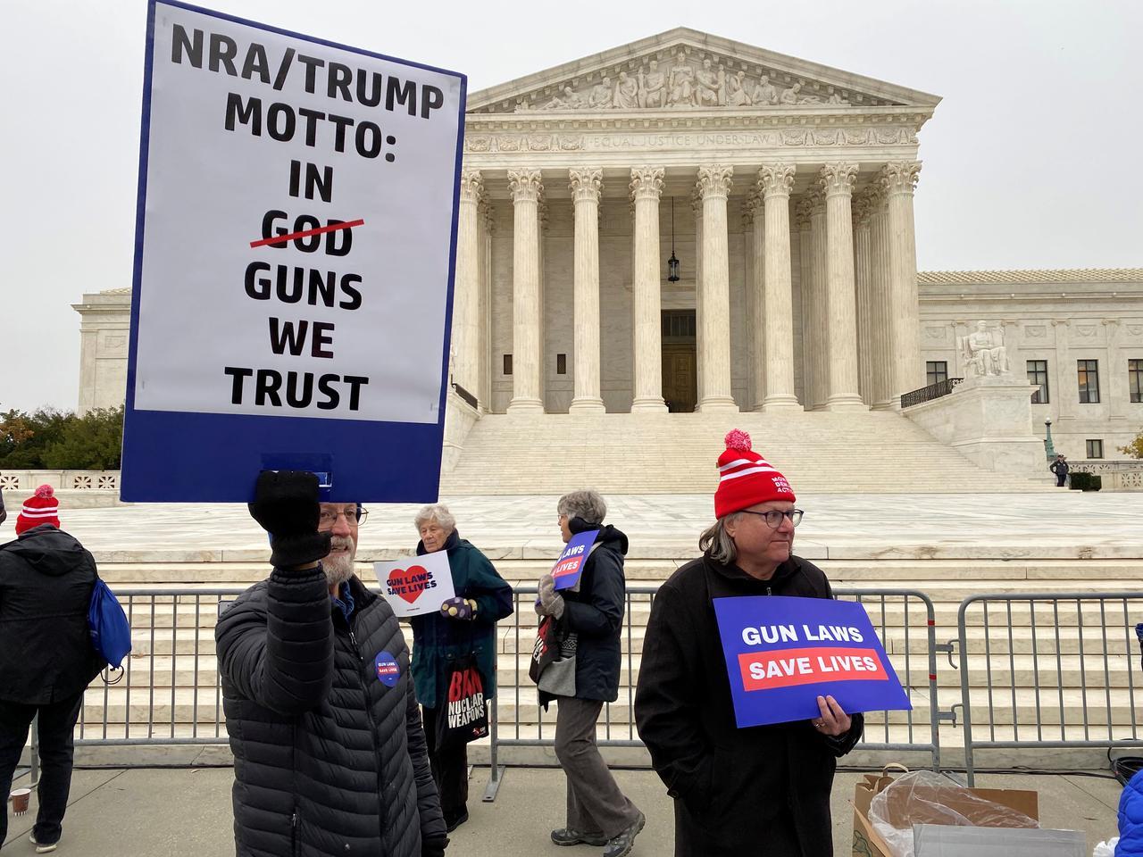 Tối Cao Pháp Viện Hoa Kỳ sẽ xem xét vụ kiện về quyền kiểm soát súng