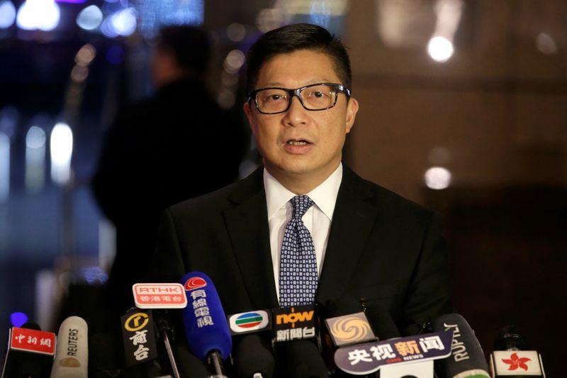 Cảnh sát trưởng Hồng Kông hứa sẽ phản ứng linh hoạt trước các cuộc biểu tình