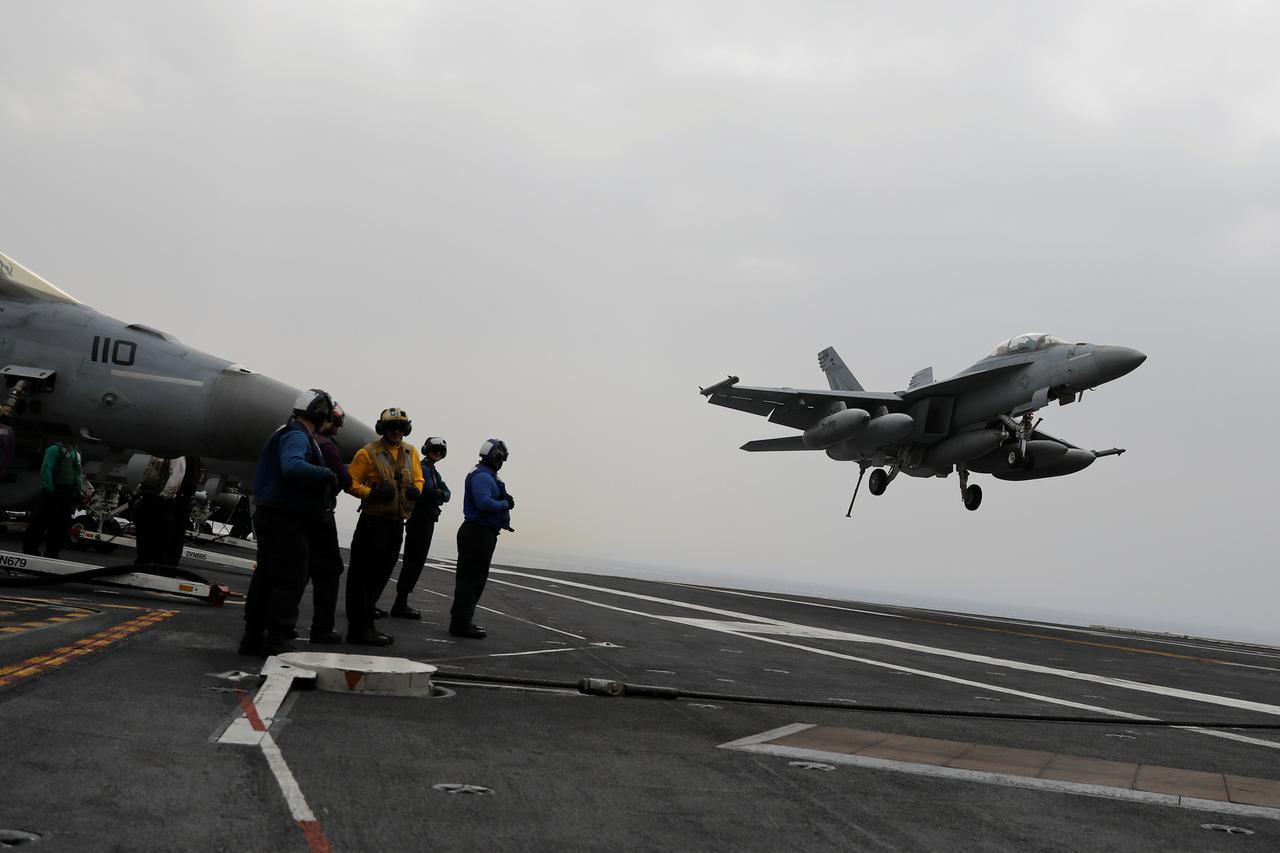 Chiến đấu cơ Hoa Kỳ sẽ hoạt động thường xuyên trên Biển Đông