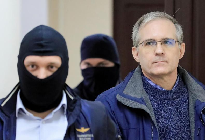 Nga cáo buộc gián điệp Hoa Kỳ bịa đặt về việc bị đối xử trong tù