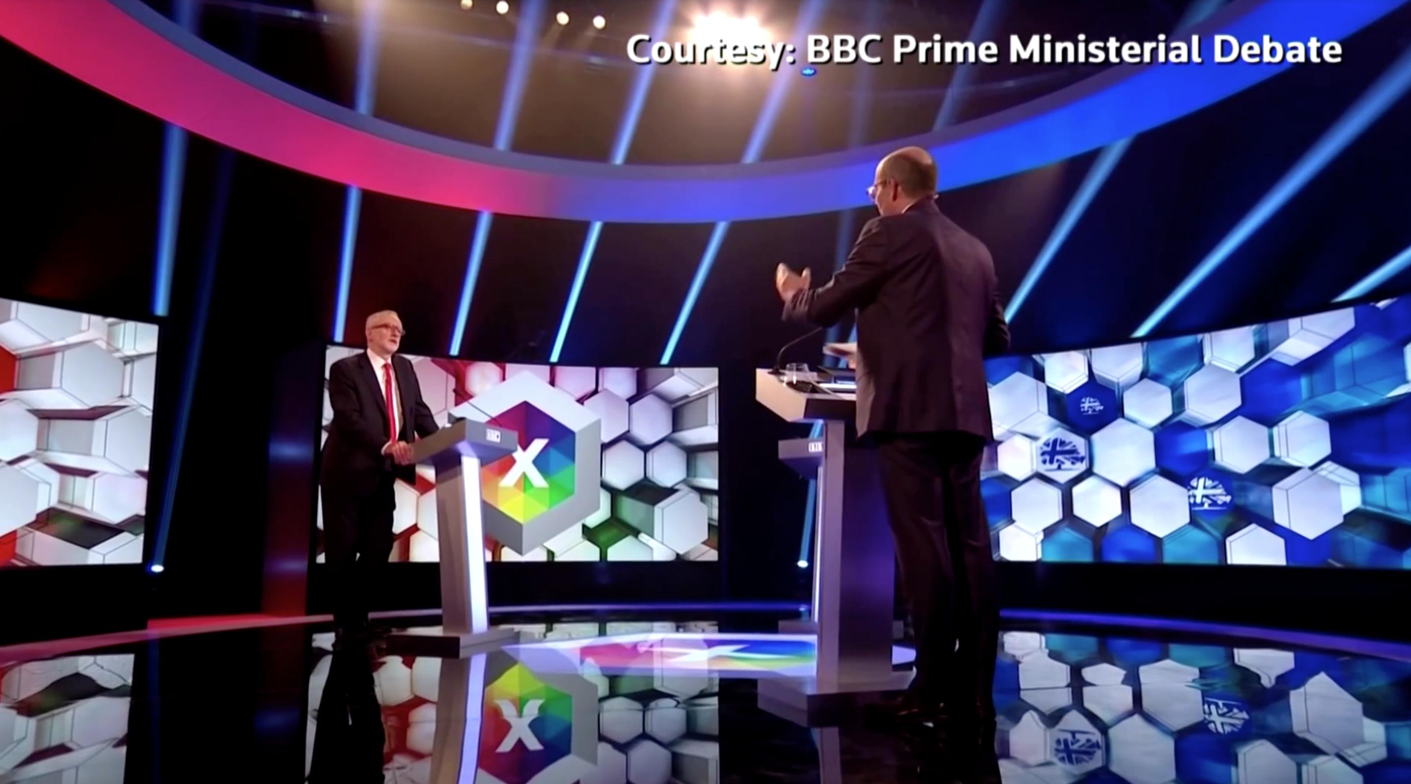 Các ứng cử viên thủ tướng Anh Quốc đối đầu trong cuộc tranh luận về Brexit cuối cùng trước cuộc bầu cử