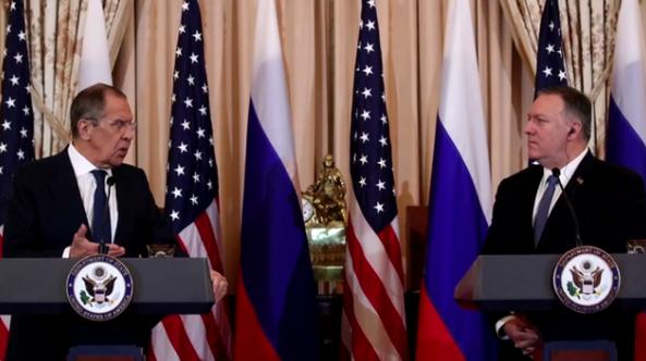 Ngoại trưởng Nga kêu gọi Hoa Kỳ công bố thông tin liên lạc song phương về cuộc bầu cử năm 2016