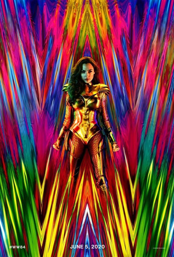 """Nữ tài tử Gal Gadot tái xuất hiện trong trailer đầu tiên của """"Wonder Woman 1984"""""""