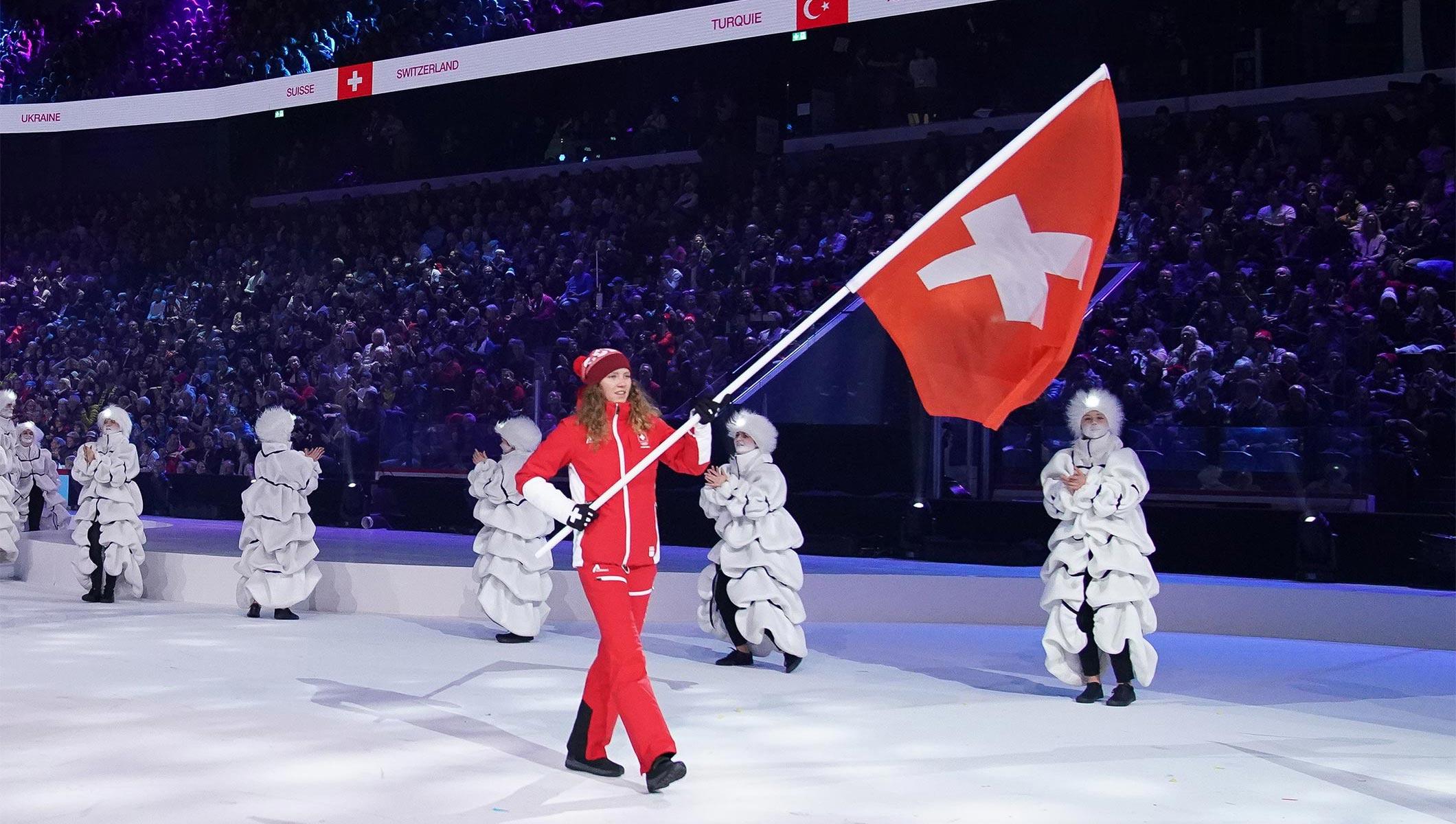 Thế vận hội Olympic Trẻ Mùa Đông năm 2020 chính thức bắt đầu với lễ khai mạc đầy ấn tượng