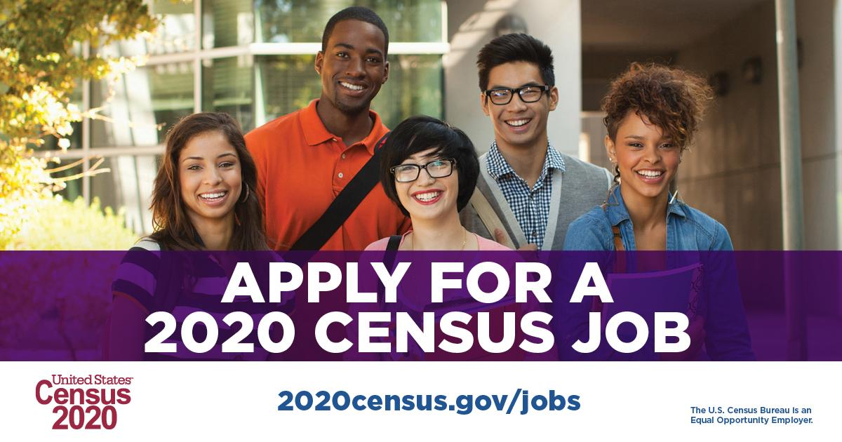 Southern California Hosts Census Job Events During the 2020 Census National Recruitment Campaign