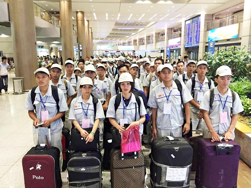 Năm 2019 có gần 150,000 người Việt đi xuất cảng lao động