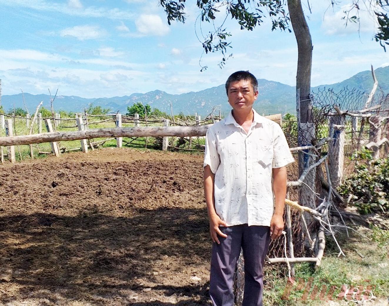 Một nông dân bị truy tố vì dựng chòi chăn cừu