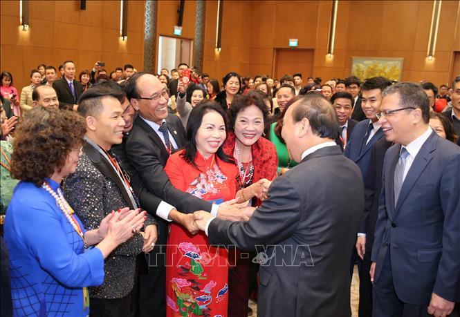 """Nhà cầm quyền cộng sản rất trân trọng những """"đóng góp"""" của người Việt hải ngoại"""
