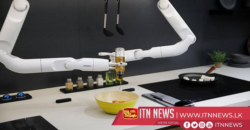 Samsung, Pudutech đồng loạt cho ra mắt Robot mới tại triễn lãm điện tử
