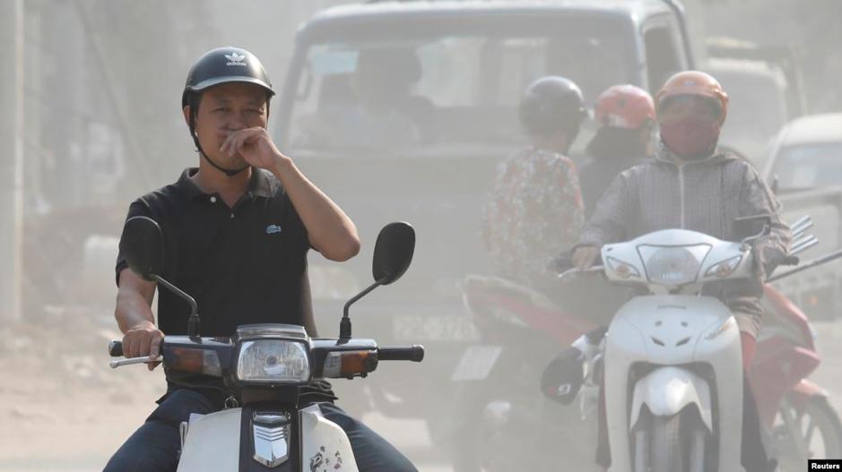 ViệtNam thiệt hại 10 tỷ Mỹ kim mỗi năm vì ô nhiễm không khí
